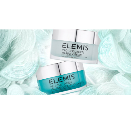 The anti-aging power of the ELEMIS Pro-Collagen Super System
