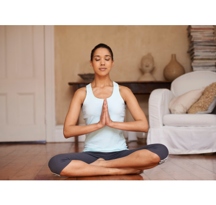 Yoga - The health and beauty routine to stand by