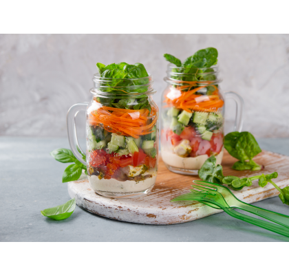 Healthy meal prep tips for the work week