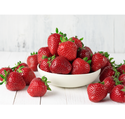 The skincare and nutritional benefits of strawberries