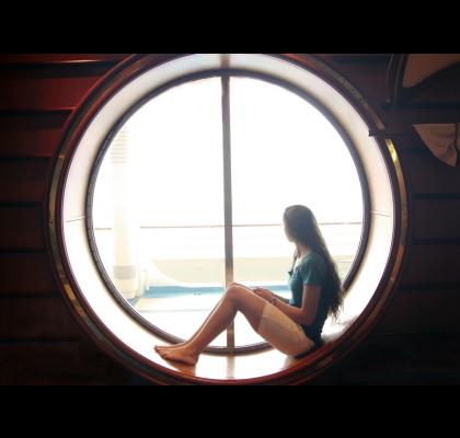 Super-secret retreats on cruise ships