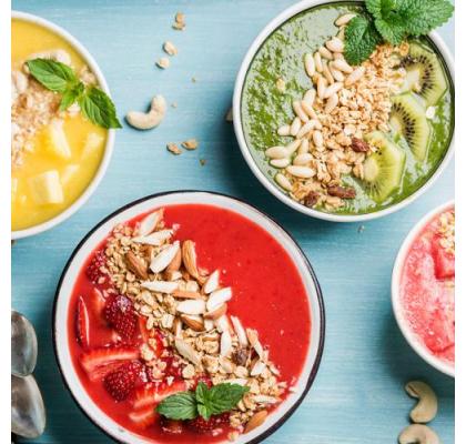 3 breakfast ideas for healthy mornings