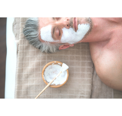 More Men Are Hitting The Spa. Here's Why.