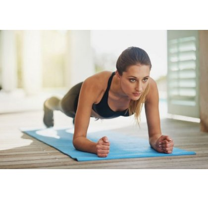 Get Fit At Home With These Workouts