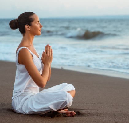 Relieve Stress with These 5 Yoga Poses
