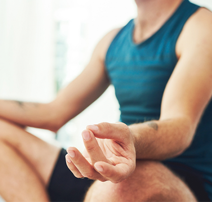 Try These Yoga Poses For Anxiety Relief