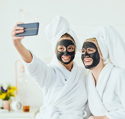 Try This Halloween Masquerade With A Self-Care Twist