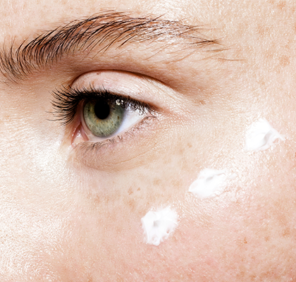 How To Apply Your Eye Products The Right Way