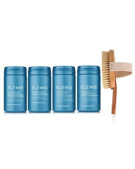 ELEMIS Enhancement Program 3 months detoxification plan & Body Brush