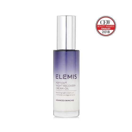 ELEMIS Peptide⁴ Night Recovery Cream-Oil
