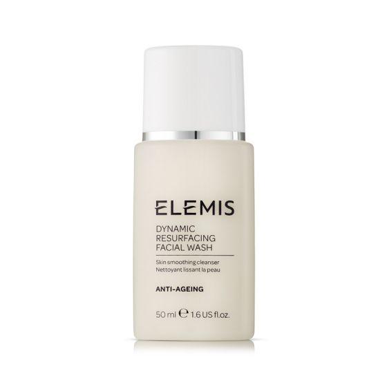 ELEMIS Dynamic Resurfacing Facial Wash 50ml - travel