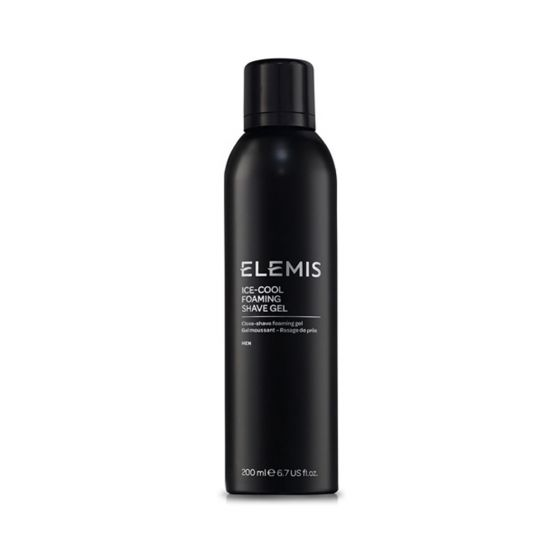 ELEMIS Ice Cool Foaming Shave Gel For Men 200ml