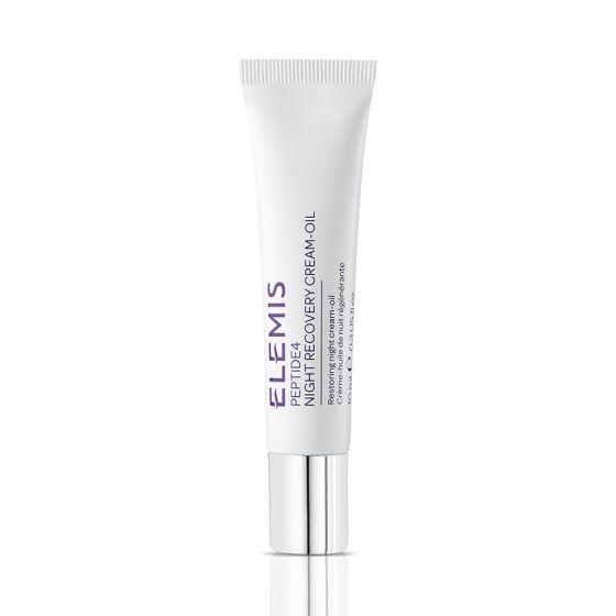 ELEMIS Peptide⁴ Night Recovery Cream-Oil 10ml - travel