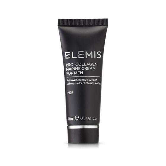 ELEMIS Pro-Collagen Marine Cream for Men 15ml - travel