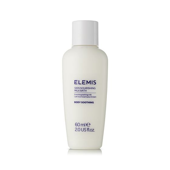 ELEMIS Skin Nourishing Milk Bath 60ml - travel