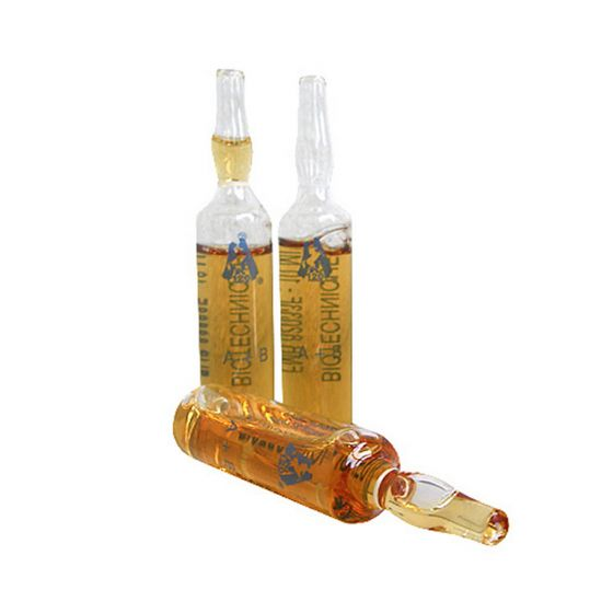 Ionithermie Ampoules A + B / 3 amps - travel