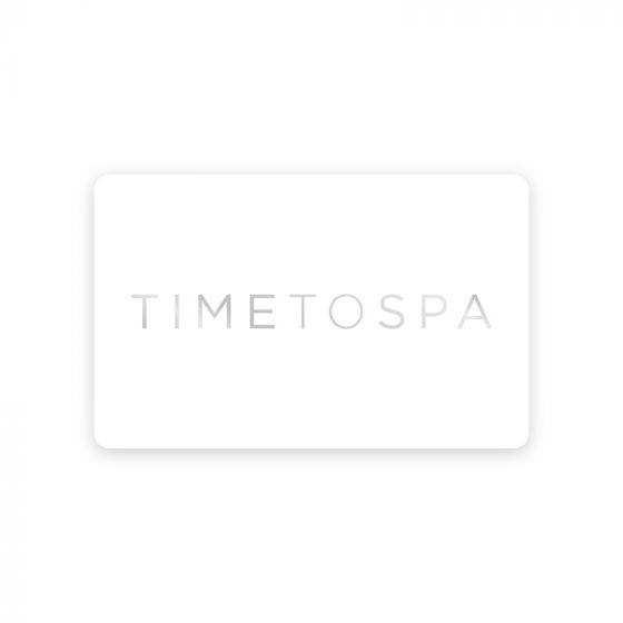 $100 TIMETOSPA eGift Card
