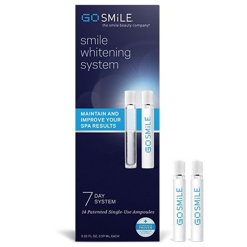 GO SMILE Smile Whitening System - 7 Day System