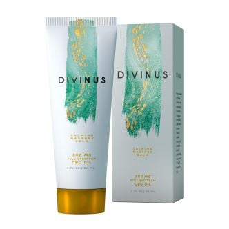 DIVINUS Calming Massage Balm