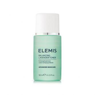 ELEMIS Balancing Lavender Toner 50ml - travel