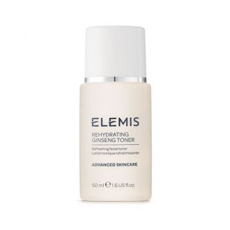 ELEMIS Rehydrating Ginseng Toner 50ml - travel