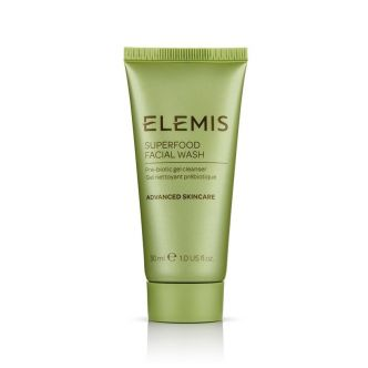 ELEMIS Superfood Facial Wash 30ml - travel