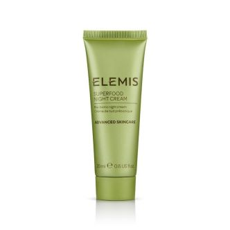 ELEMIS Superfood Night Cream 20ml - travel