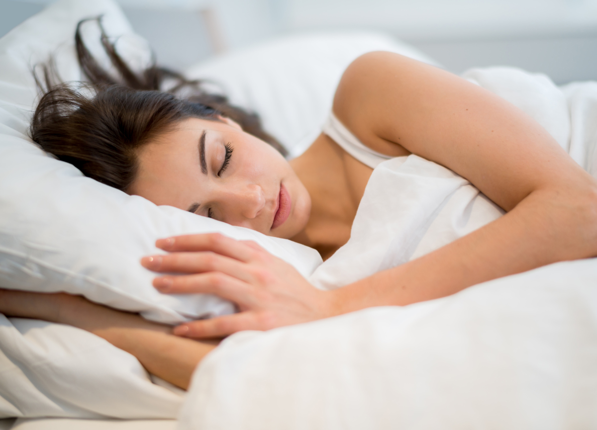 How to get a good nights' sleep through food