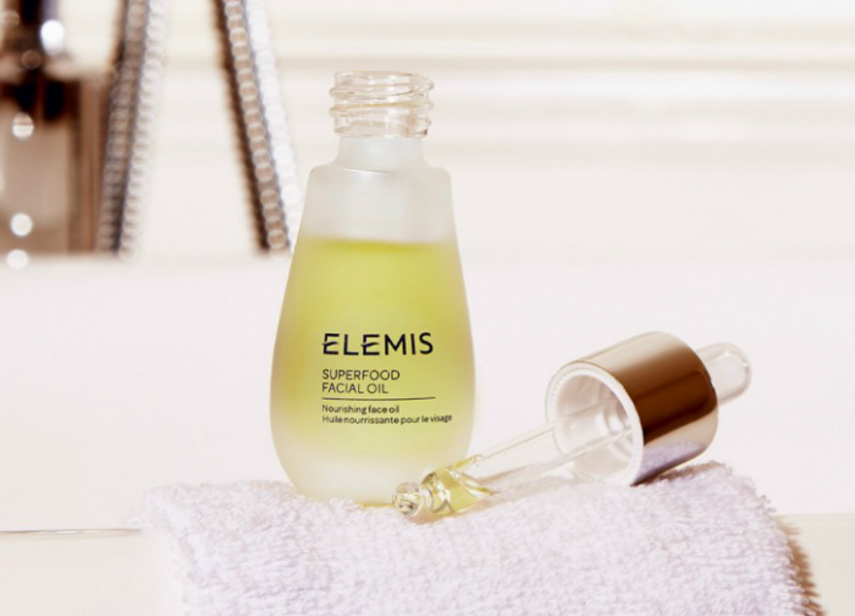 Get a healthy, radiant glow with ELEMIS Superfood Facial Oil