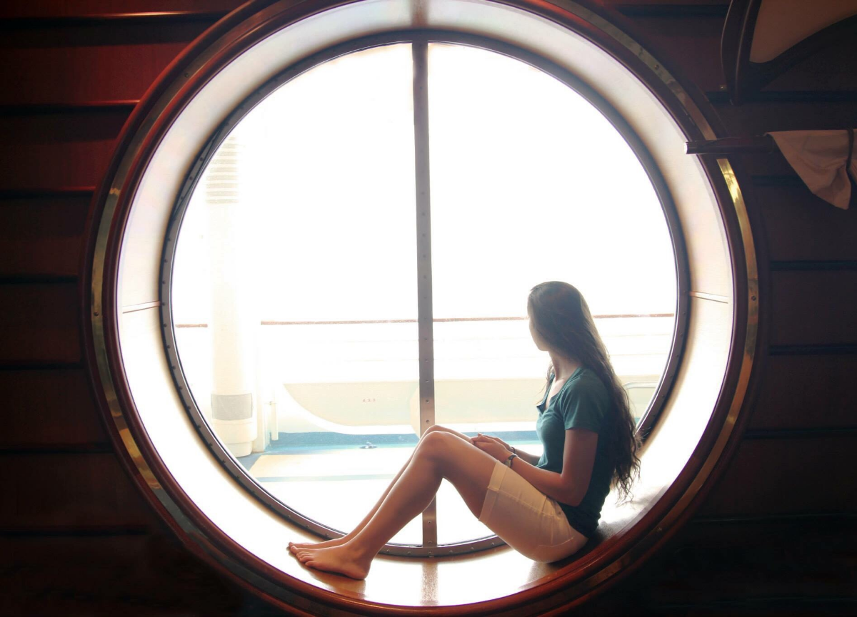 Super-secret retreats on cruise ships