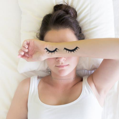 Beauty and skin tips for the sleep deprived