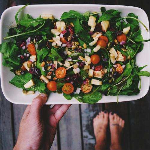 Midday eats: healthy lunch inspiration