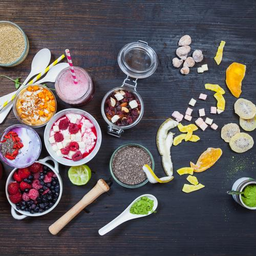 Food-to-face: Superfoods meet skincare