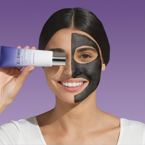 Radiant and new: Introducing the Peptide⁴ Thousand Flower Mask