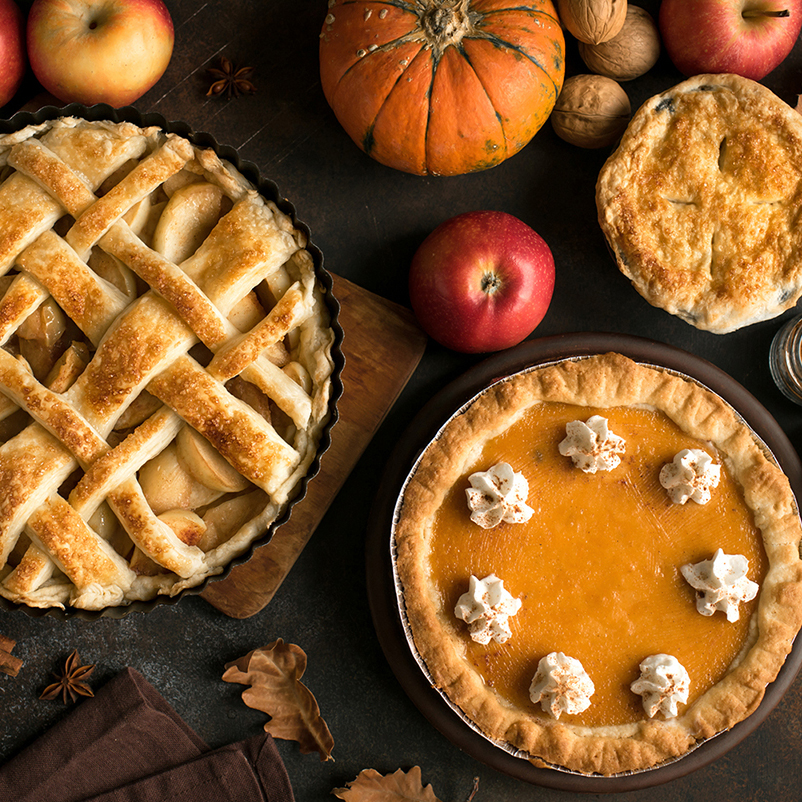 Add these Thanksgiving dessert recipes to your holiday menu