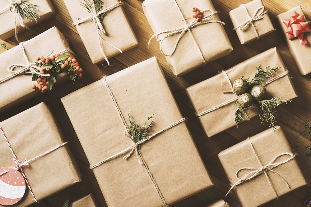 Upgrade your presents with these holiday gift wrap ideas