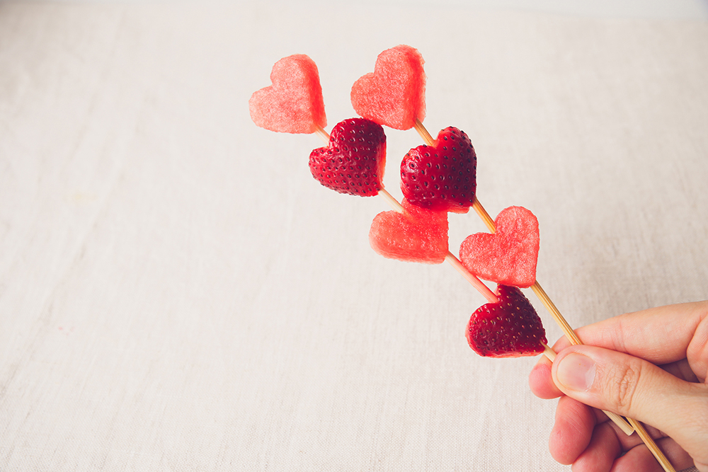 Celebrate with these healthy Valentine's Day treats