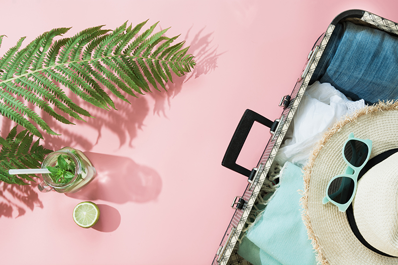 Don't Forget To Pack These Beauty & Wellness Essentials