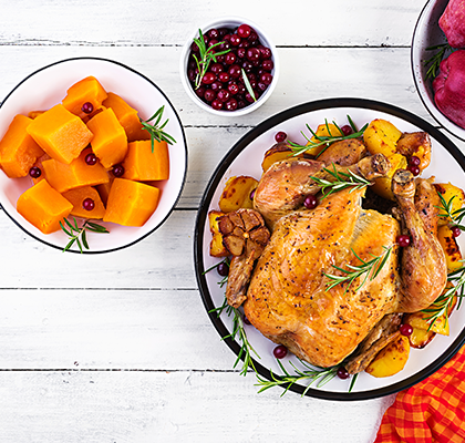 These Thanksgiving Staples Are Packed With Beauty Benefits