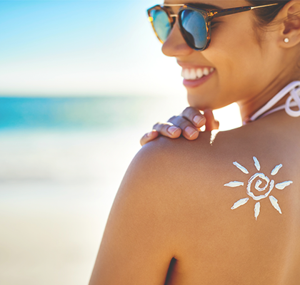 How to protect your hair, scalp and skin from sun damage