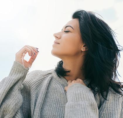 Winter Hair Care: How To Avoid Dry Hair & Scalp