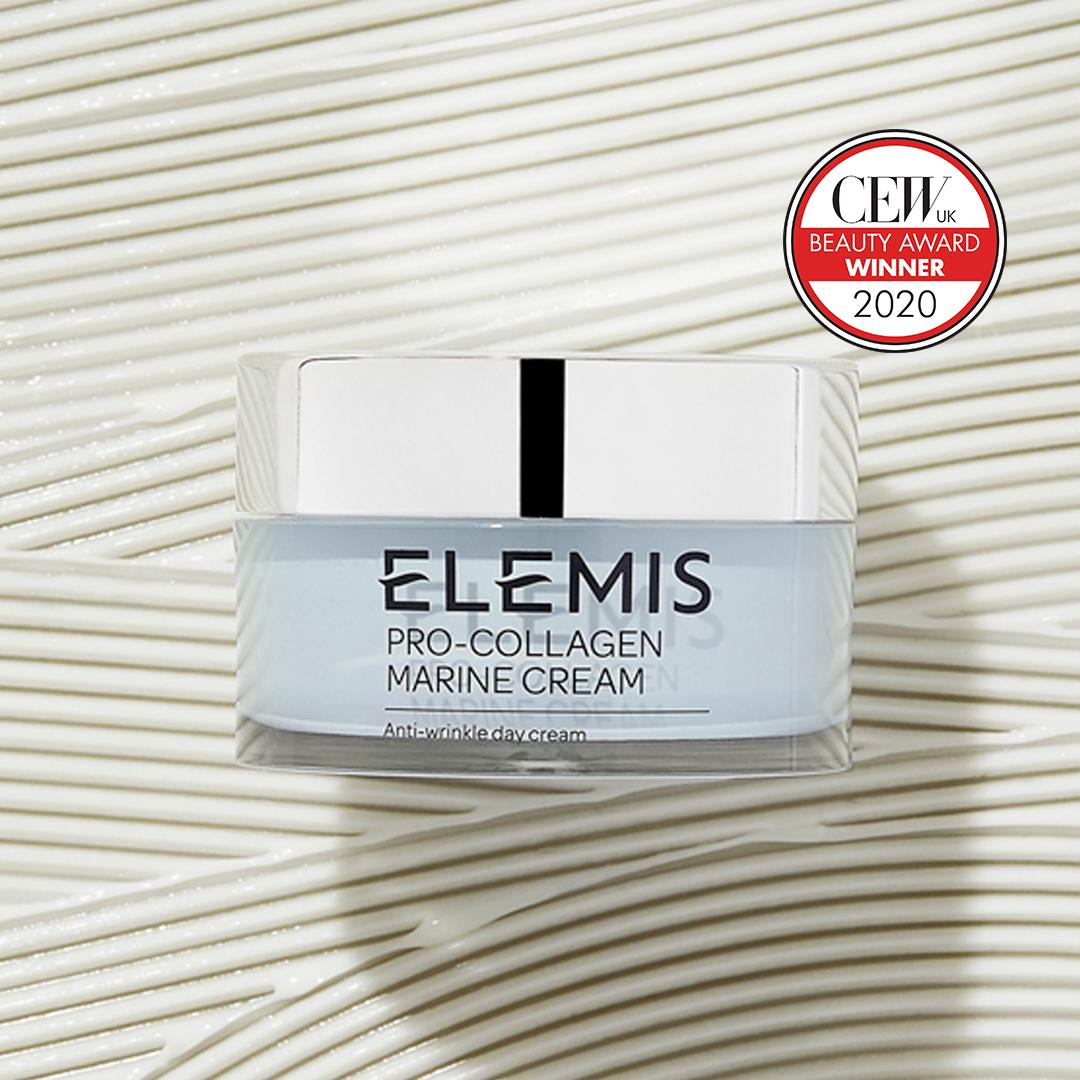CEW Award Winner: Elemis Pro-Collagen Marine Cream