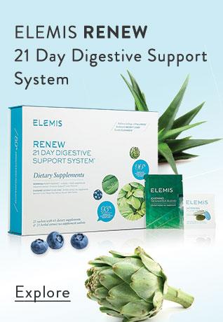 shop ELEMIS RENEW 21 Day Digestive Support System at timetospa.com