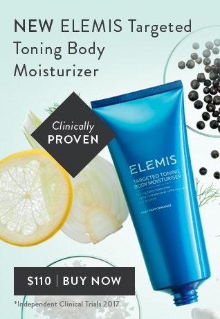 ELEMIS Targeted Toning Body Moisturizer