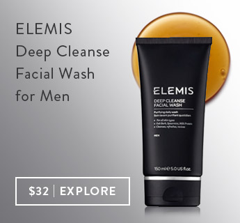 shop elemis men skincare products at timetospa