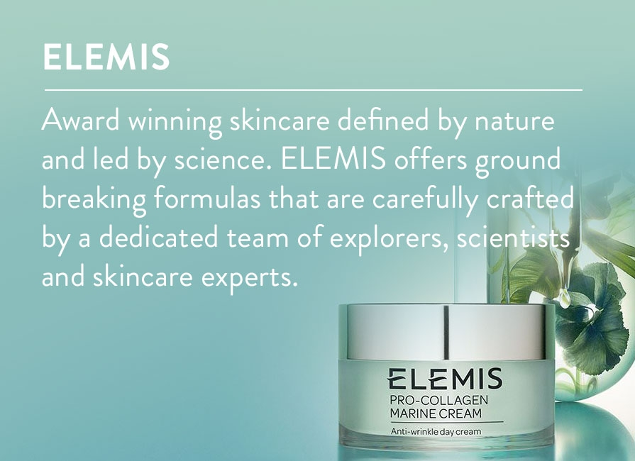 discover elemis pro-collagen at timetospa.com