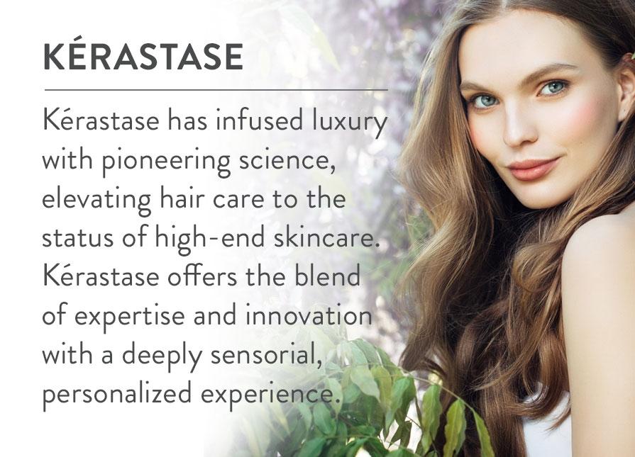 discover kerastase heir products on timetospa.com
