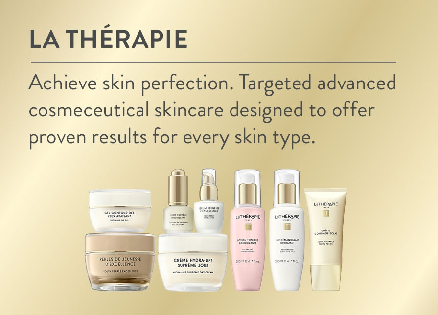 discovery anti-aging latherapie products at timetospa.com