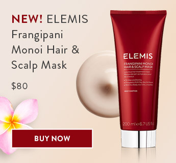 Shop ELEMIS Frangipani Hair & Scalp Mask at TIMETOSPA