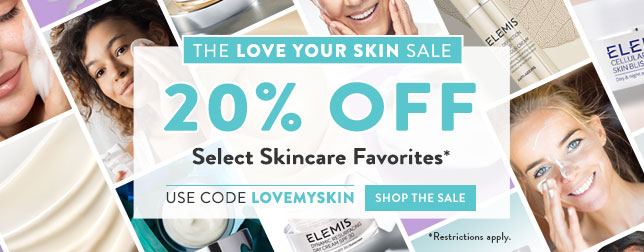 Save 20% on Select Skincare | Use code LOVEMYSKIN
